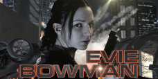 Evie Bowman : Agent of D.A.I.T.